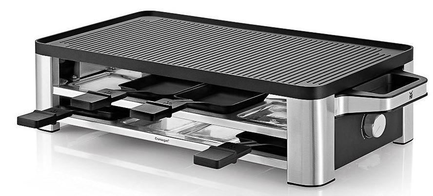 wmf lono 8 personen raclette statt 94 f r 79. Black Bedroom Furniture Sets. Home Design Ideas