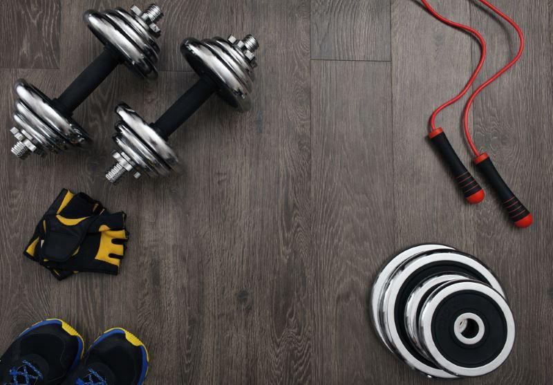 Die besten Sportgeräte für zu Hause Homegym