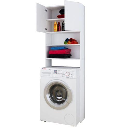 vcm jutas waschmaschinen berbau schrank f r 39 99. Black Bedroom Furniture Sets. Home Design Ideas