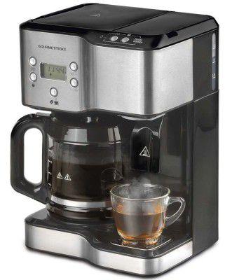 gourmetmaxx kaffeemaschine und teestation f r 59 99. Black Bedroom Furniture Sets. Home Design Ideas