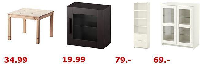 ikea mids song schlussverkauf g nstige kleinm bel und zubeh r bis mitternacht. Black Bedroom Furniture Sets. Home Design Ideas