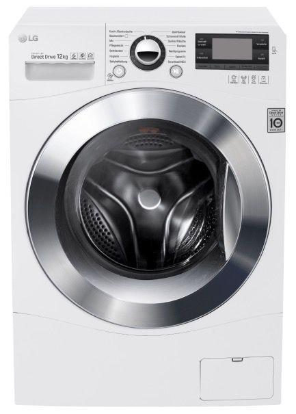 lg f 1495 bdn2h waschmaschine mit 12kg 1400umin a. Black Bedroom Furniture Sets. Home Design Ideas