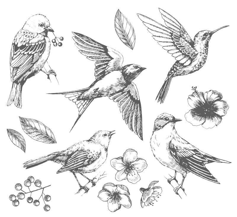 Simple Tattoo Designs Bird