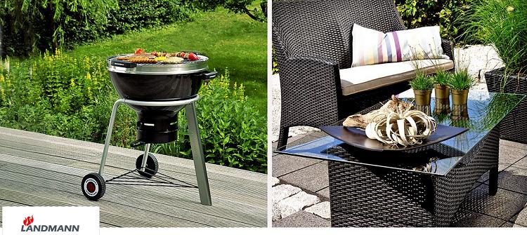 landmann grill und zubeh r sale mit bis zu 55 rabatt z b landmann triton pts 4 1 ab 289. Black Bedroom Furniture Sets. Home Design Ideas