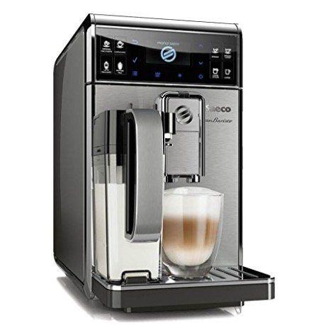 saeco granbaristo hd8975 01 kaffeevollautomat mit keramik mahlwerk f r 899 statt. Black Bedroom Furniture Sets. Home Design Ideas