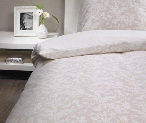 2er pack bassetti satin bettw sche mit blumenmuster 135 140 x 200cm f r 19 12 statt 35. Black Bedroom Furniture Sets. Home Design Ideas