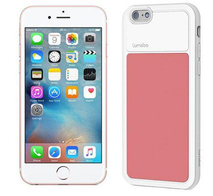 iphone 6s mit 16gb in rosegold cover nach wahl f r 349. Black Bedroom Furniture Sets. Home Design Ideas