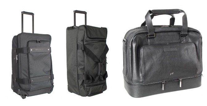 g nstige porsche design taschen trolleys reisetasche. Black Bedroom Furniture Sets. Home Design Ideas