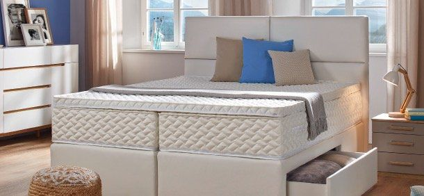 20 rabatt auf schlafzimmer matratzen boxspringbetten bei m max. Black Bedroom Furniture Sets. Home Design Ideas