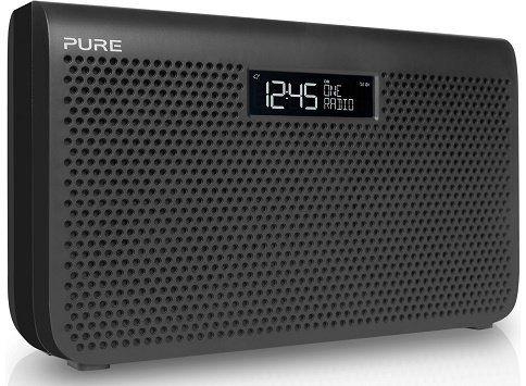 pure one maxi digitales radio mit dab dab. Black Bedroom Furniture Sets. Home Design Ideas
