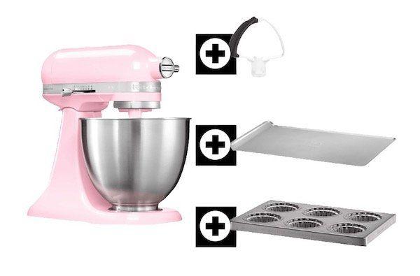 Kitchen Aid Artisian Mini Mier
