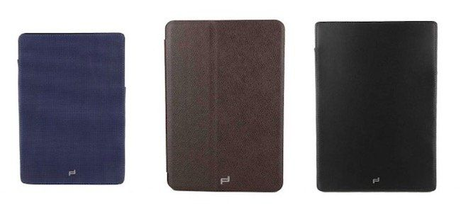 porsche design iphone und ipad h llen f r je nur 0 12 statt 15 12 mbw. Black Bedroom Furniture Sets. Home Design Ideas