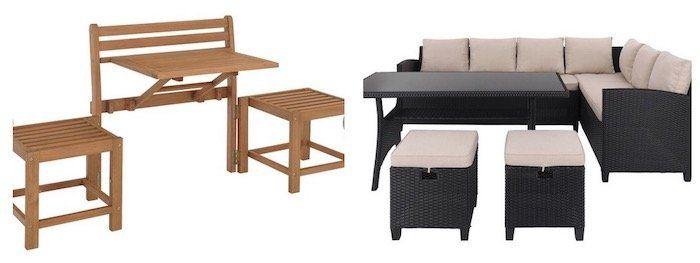m max mit 30 rabatt auf ausgew hlte gartenm bel. Black Bedroom Furniture Sets. Home Design Ideas