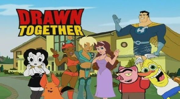 Drawn Together Comedy Central