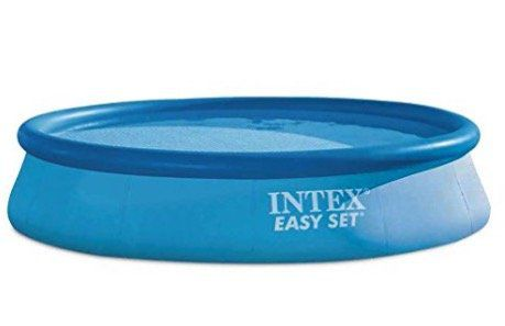 schnell intex easy set swimming pool ohne pumpe f r 23 59 statt 57. Black Bedroom Furniture Sets. Home Design Ideas