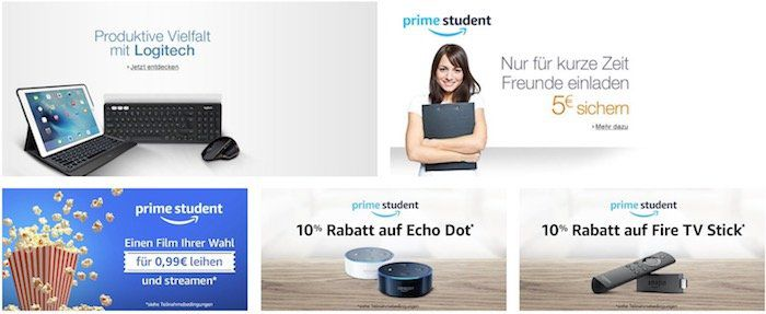 amazon prime student 12 monate prime gratis 15. Black Bedroom Furniture Sets. Home Design Ideas