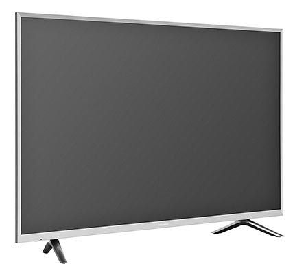 hisense h45nec5655 4k uhd led fernseher 45 zoll. Black Bedroom Furniture Sets. Home Design Ideas