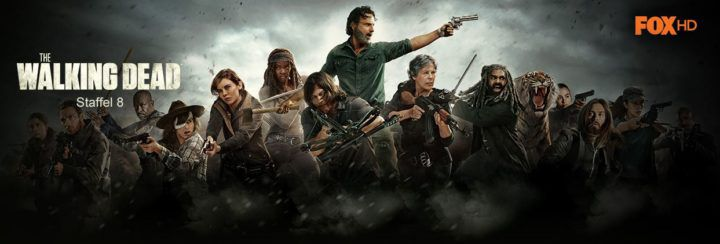 Walking Dead Sky Ticket
