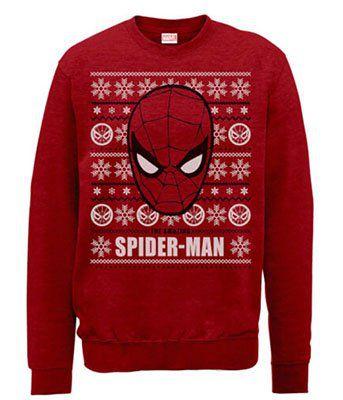 weihnachtspullover star wars spider man etc gratis mystery zbox gef llt mit shirts. Black Bedroom Furniture Sets. Home Design Ideas