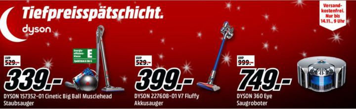 media markt dyson tiefpreissp tschicht z b dyson 360 eye. Black Bedroom Furniture Sets. Home Design Ideas