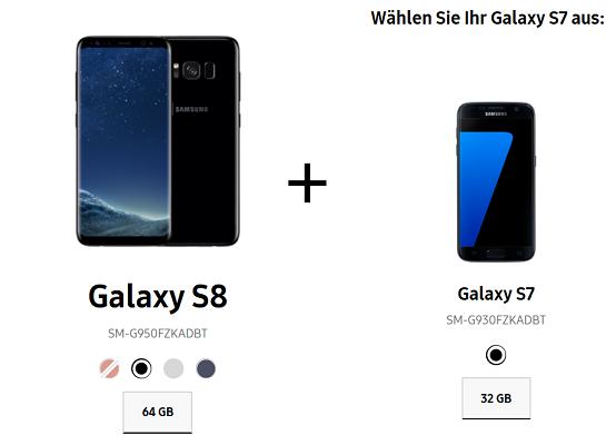 samsung galaxy smartphones im doppel bspw 2 x galaxy a3. Black Bedroom Furniture Sets. Home Design Ideas