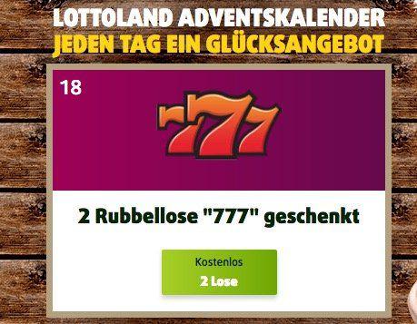 Lottoland Gratis Rubbellose