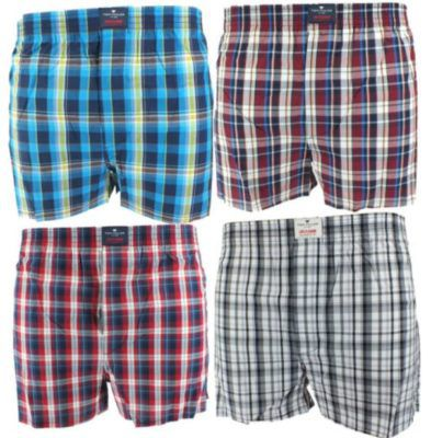 tom tailor herren boxer shorts 5er pack f r 33 95. Black Bedroom Furniture Sets. Home Design Ideas