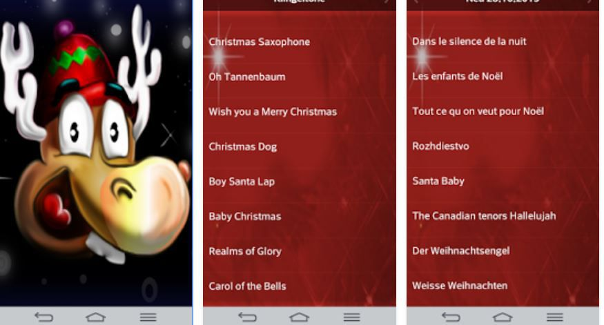 die besten android ios weihnachtsapps f r die feiertage. Black Bedroom Furniture Sets. Home Design Ideas