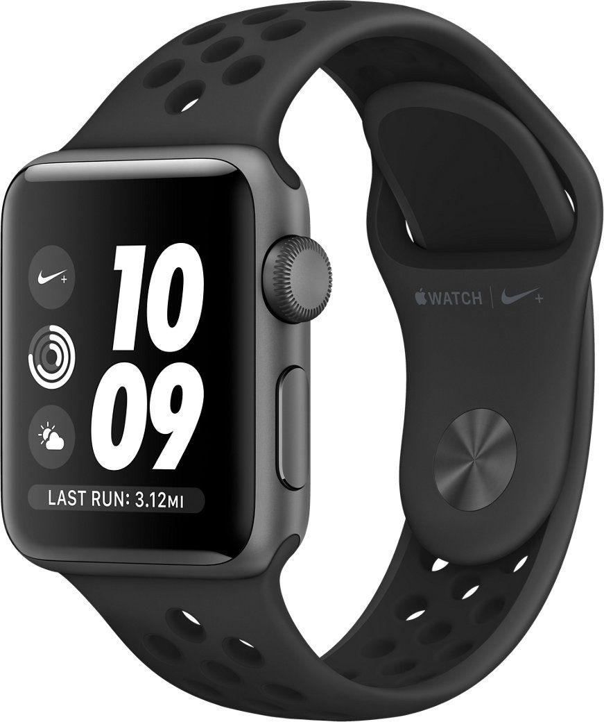 apple watch series 3 nike smartwatch mit 42mm ab 348 30. Black Bedroom Furniture Sets. Home Design Ideas