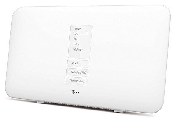 telekom speedport hybrid wlan router mit lte f r 59 statt 184 b ware. Black Bedroom Furniture Sets. Home Design Ideas