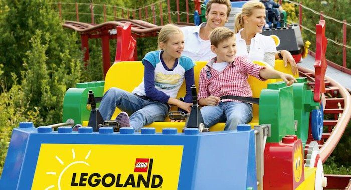 tagesticket legoland in g nzburg bayern f r 31 95. Black Bedroom Furniture Sets. Home Design Ideas