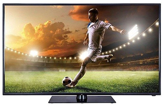 jtc nemesis 49 49 zoll 4k fernseher mit triple tuner f r. Black Bedroom Furniture Sets. Home Design Ideas