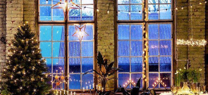 Leuchtende weihnachtsdeko und lichterketten bei vente privee z b led holzadventskalender f r - Leuchtende weihnachtsdeko ...