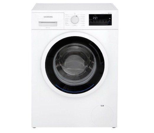 siemens wm14n140 waschmaschine mit 6kg und a f r 399. Black Bedroom Furniture Sets. Home Design Ideas