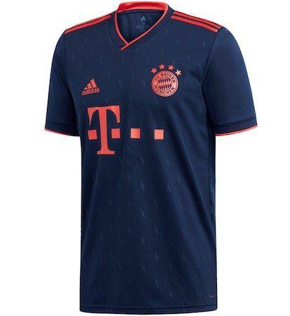 Fc Bayern Champions League Trikot 2021/16