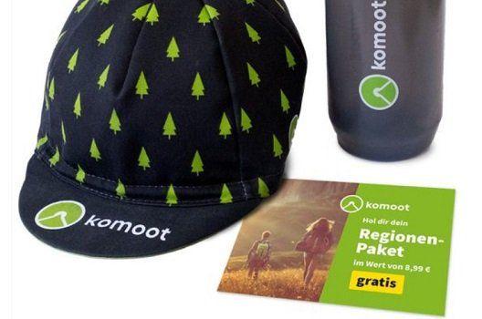 Vorbei! Komoot-Gutschein für Region Kärntner Seenland