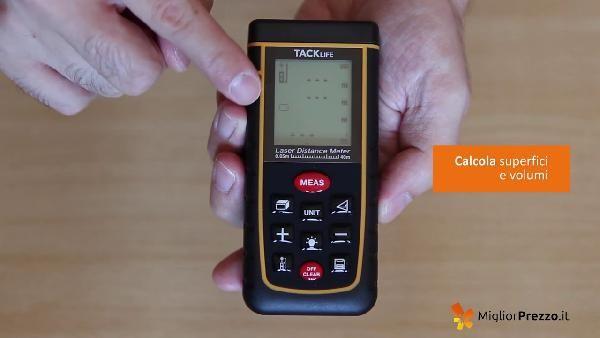 Tacklife Entfernungsmesser Erfahrungen : Tacklife a ldm01 laser entfernungsmesser 40m für 23 99u20ac statt 34u20ac