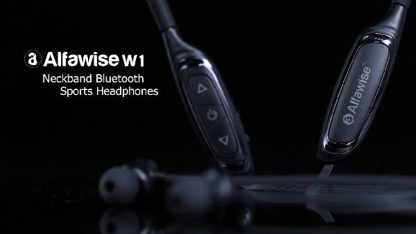 Alfawise W1   Bluetooth Sport In Ears für 14,57€