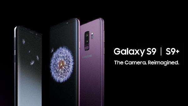 Samsung Galaxy S9 Angebote Im Vodafone Telekom Oder O2 Netz