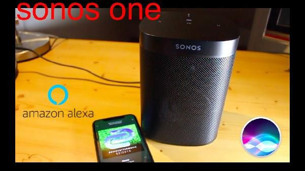 BlackWeek: 2x SONOS One 2. Gen Smart Speaker mit Sprachsteuerung ab 349,95€ (statt 388€) + 6 Monate Spotify Premium
