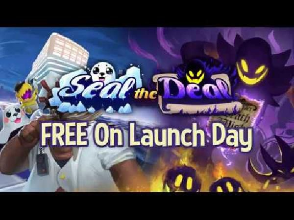 A Hat in Time   Seal the Deal (Steam Key, DLC) gratis