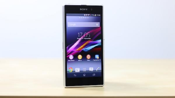 Sony Xperia Z1 Smartphone (5 Zoll, 16GB, 20,7 MP, Schwarz, Android) WHD ab 114,34€