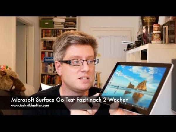 Microsoft Surface Go Tablet (8GB, 128GB) + Type Cover + Office Home 365 für 539€ (statt 665€)