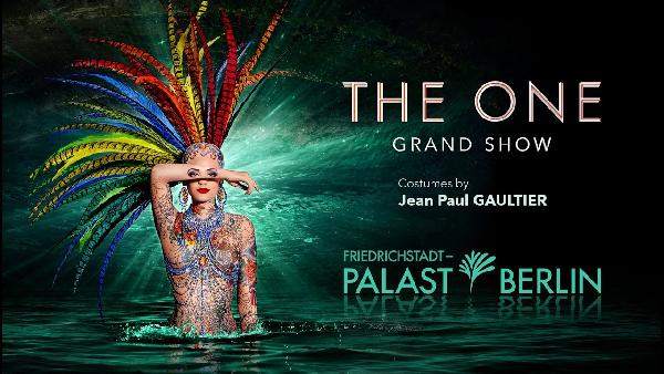 THE ONE Grand Show   Tickets bei Vente Privee ab 33,88€ (statt 55€)
