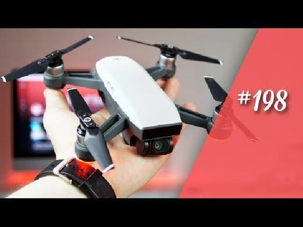 DJI Spark Drohne mit Fly More Combo in mehreren Farben ab 507,71€ (statt 673€)