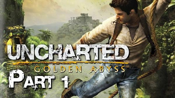 Uncharted: Golden Abyss (PS Vita) für 19,90€