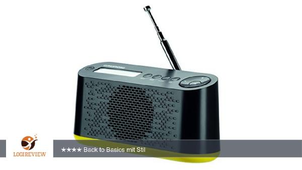 Media Markt FAN OUTLET Special: z.B. GRUNDIG MUSIC 45 DAB+ Radio für 37€ (statt 50€)