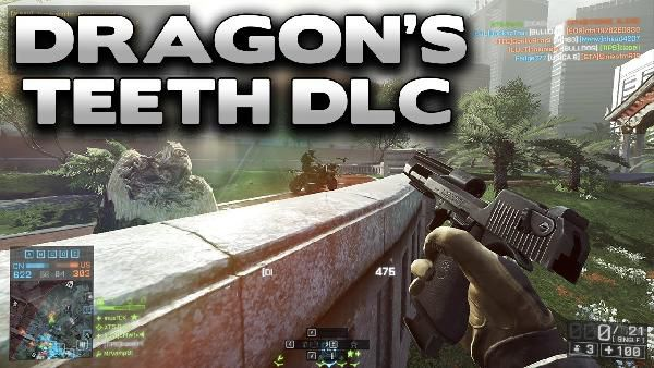 Battlefield 4 Dragons Teeth   gratis USK 18 Game Erweiterungen