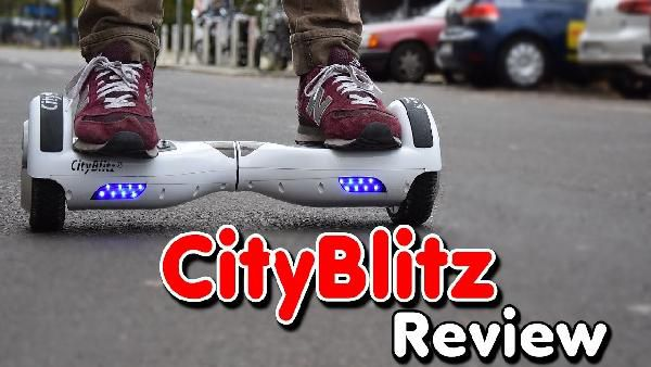 CITY BLITZ BBOARD LIGHT CB005S   700W E Board 6.5 Zoll für 179€