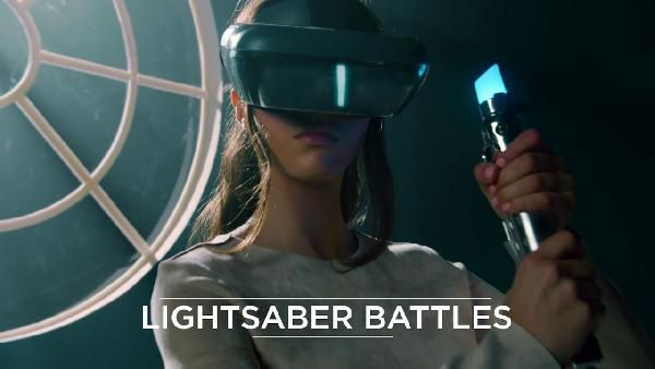 2x Lenovo Mirage: Star Wars Jedi Challenges AR Sets für 105,90€ (statt 162€)
